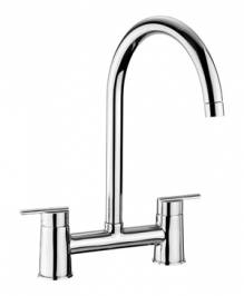 MODERN BELFAST BRIDGE Kitchen Mixer Tap