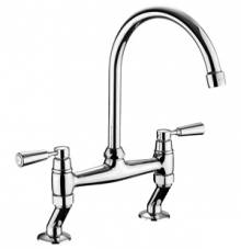 TRADITIONAL BELFAST BRIDGE Kitchen Mixer Tap