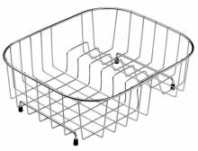 KA12 Stainless Steel Draining Basket