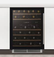 Wi6132 SENSE Integrated Under Counter Dual Zone (Single Door) Wine Cabinet