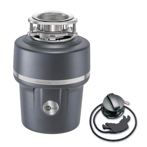 EVOLUTION 100 Waste Disposal Unit with Batch Feed Kit