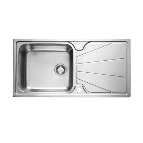 KORONA 1.0 Stainless Steel Kitchen Sink with FREE ACCESSORIES