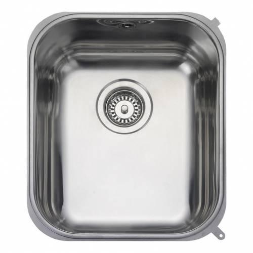 ATLANTIC CLASSIC UB35 Undermount Kitchen Sink