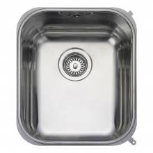ATLANTIC CLASSIC UB35 Undermount Kitchen Sink