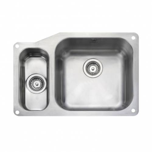 ATLANTIC CLASSIC UB4015 Undermount Kitchen Sink