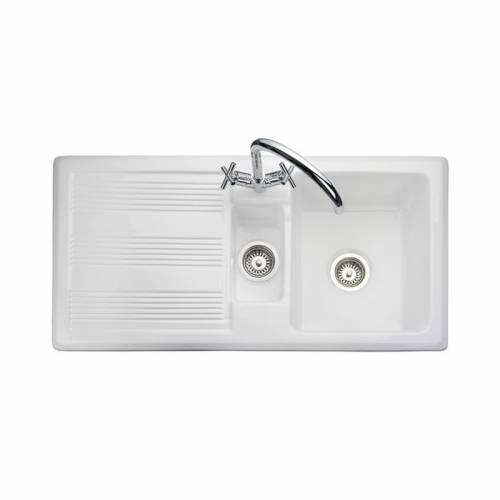 PORTLAND 1.5 Bowl Ceramic Kitchen Sink