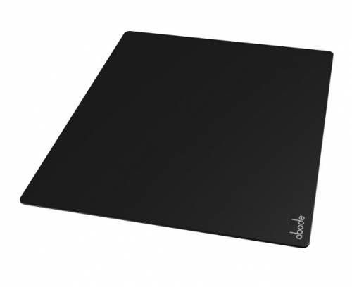 Tydal Tempered Black Glass Sliding Sink Cover
