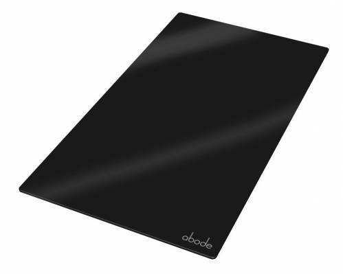 Kyte / Mikro Sliding Black Tempered Glass Chopping Board