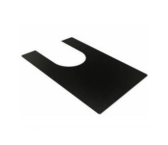 Rubber Bowl Mat - (252 x 380mm R5)