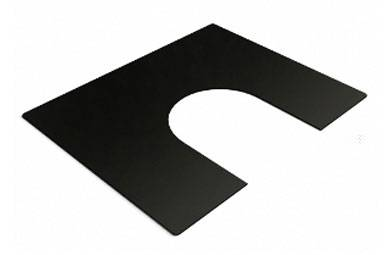 Rubber Bowl Mat - (274 x 334mm R5)