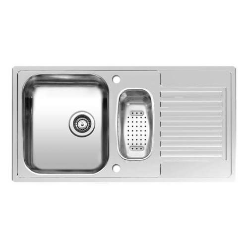 CENTURIO L 1.5 Bowl Integrated Kitchen Sink