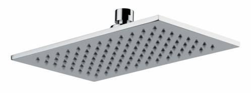 7mm Rectangular Showerhead