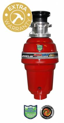 ELITE 2085BF Batch Feed Waste Disposal Unit - 6 YEAR WARRANTY