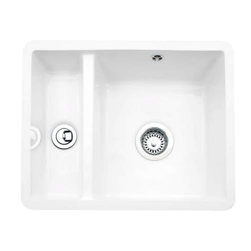 FRISKA 1.5 Bowl Undermount Ceramic Kitchen Sink