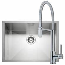 Zero 55 Kitchen Sink with Navitas Tap Pack