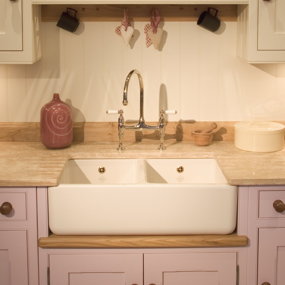 About: Shaws CLASSIC DOUBLE 800 Belfast Sink