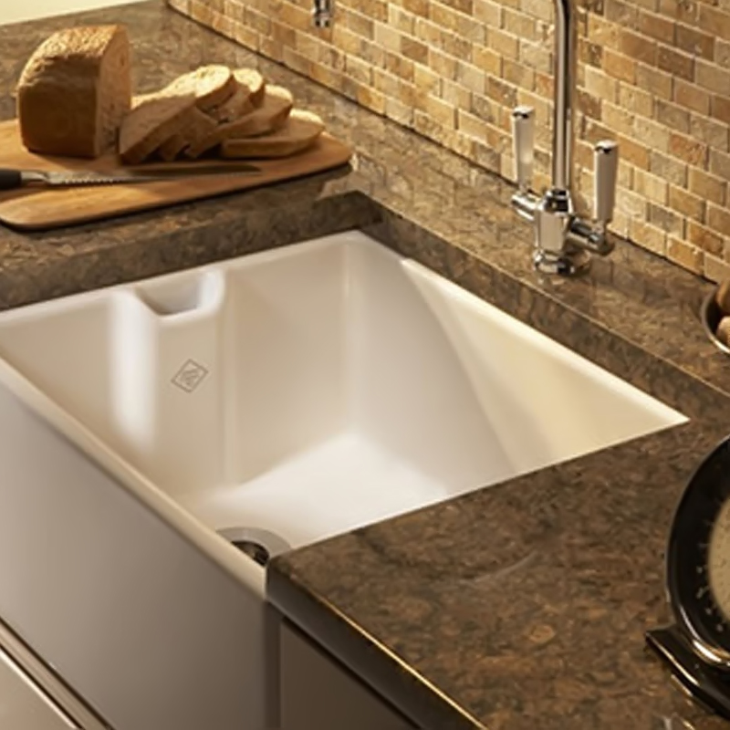Shaws Pendle Belfast Ceramic Sink Sinks