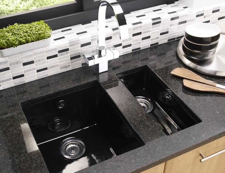 Onyx 10 bowl ceramic sink sinks taps workwithnaturefo