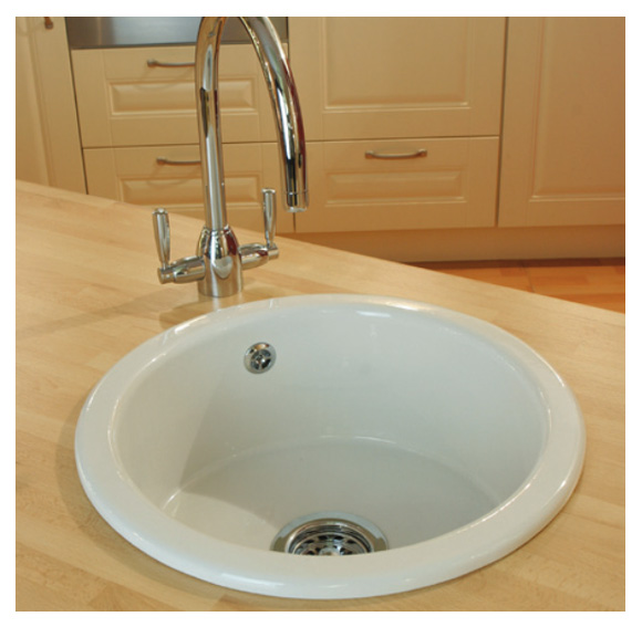 Shaws Classic Round Sink Sinks Taps Com
