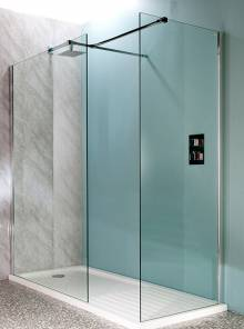 760mm Wetroom Screen