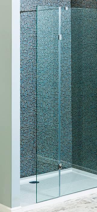 760mm Wetroom Panel