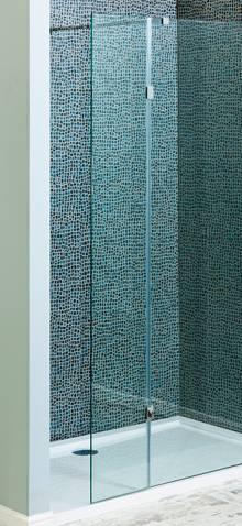 800mm Wetroom Panel