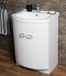D Shaped Basin Unit