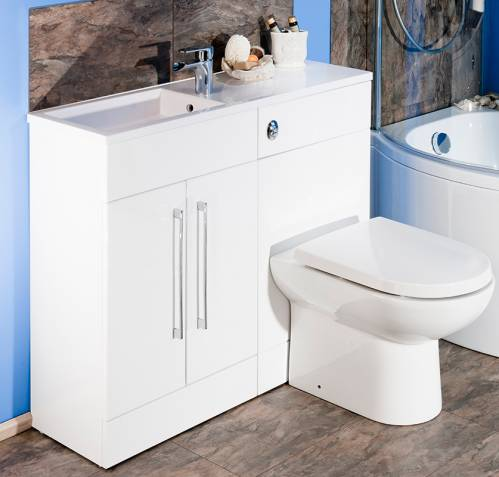Slim Line Furniture - Gloss White