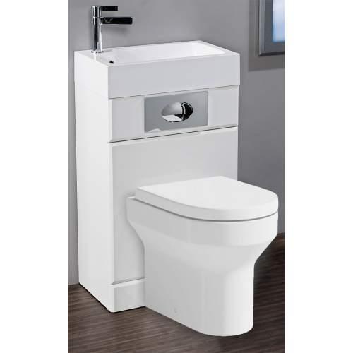 Futura WC and Basin Pack