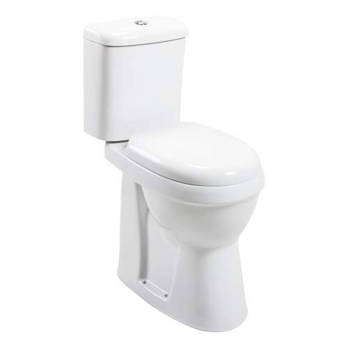 Listra Comfort Height Toilet and Cistern