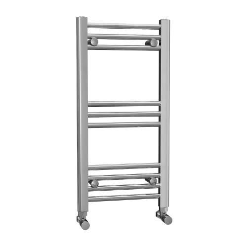 400 x 800 Chrome Ladder Radiator
