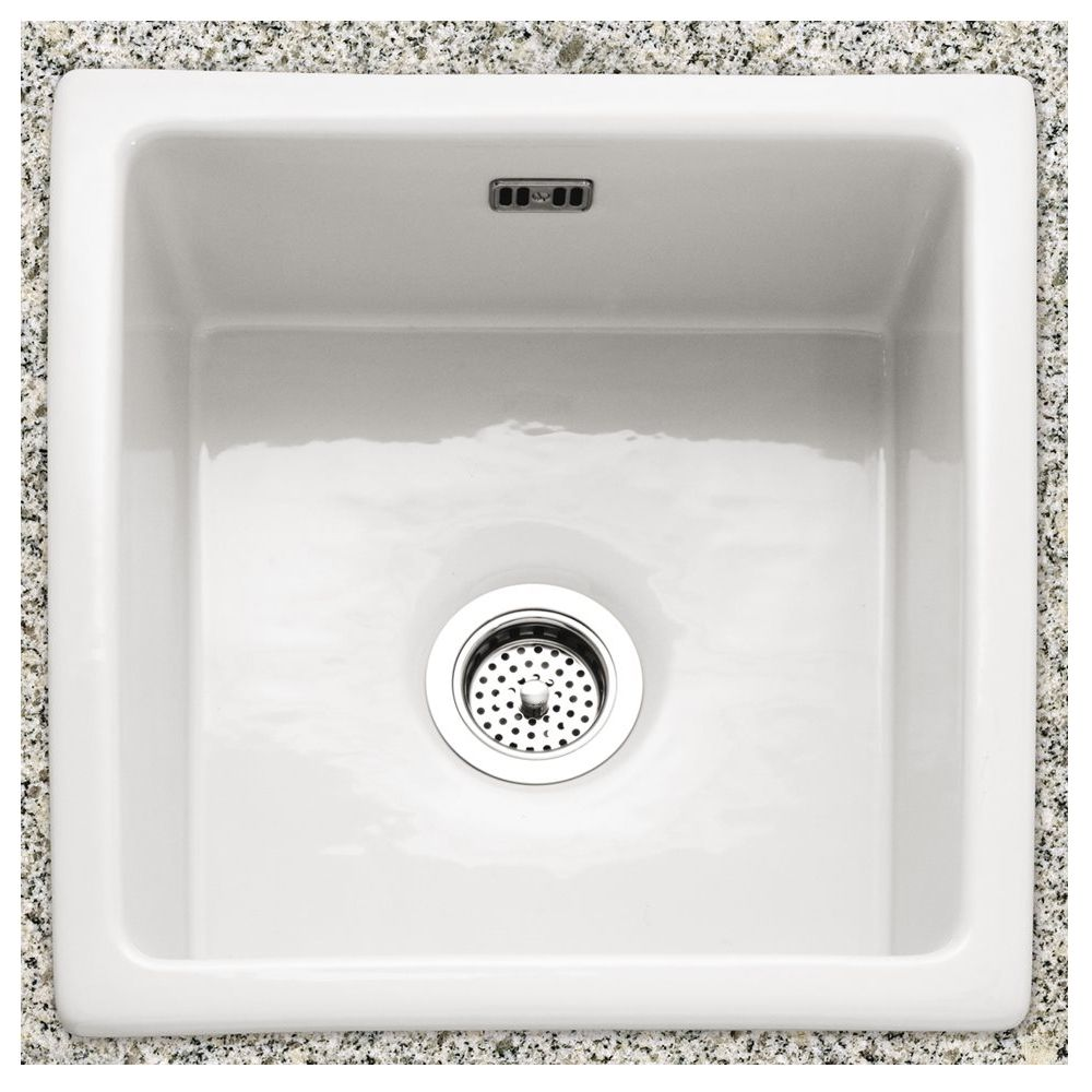 caple berkshire ceramic sink - sinks-taps