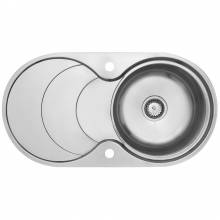 CASCADE 1.0 Stainless Steel Kitchen Sink FREE ACCESSORIES