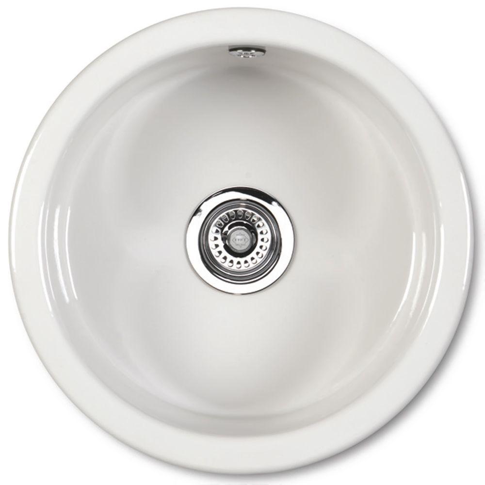 classic round ceramic kitchen sink - Kitchen Sinks Round