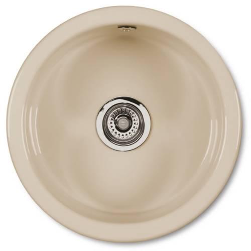 CLASSIC ROUND Ceramic Kitchen Sink