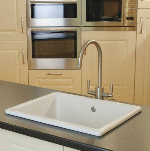 CLASSIC SINGLE Bowl Kitchen Sink
