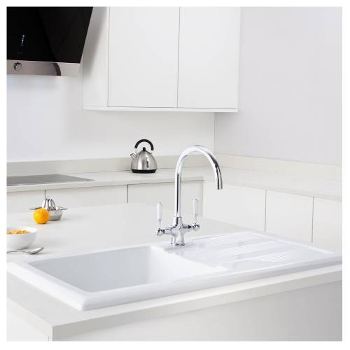 Colorado 1.0 Ceramic Kitchen Sink