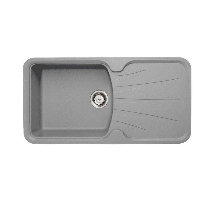 Astracast KORONA 1.0 Bowl ROK Granite Kitchen Sink - Sinks-Taps.com
