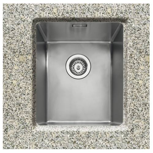 Mode 34 Undermount Single Bowl Kitchen Sink