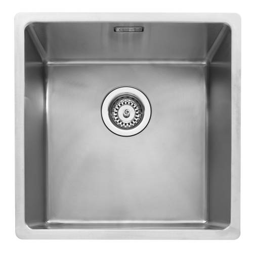 Mode 40 Undermount Single Bowl Kitchen Sink
