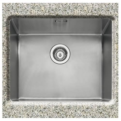 Mode 50 Undermount Single Bowl Kitchen Sink