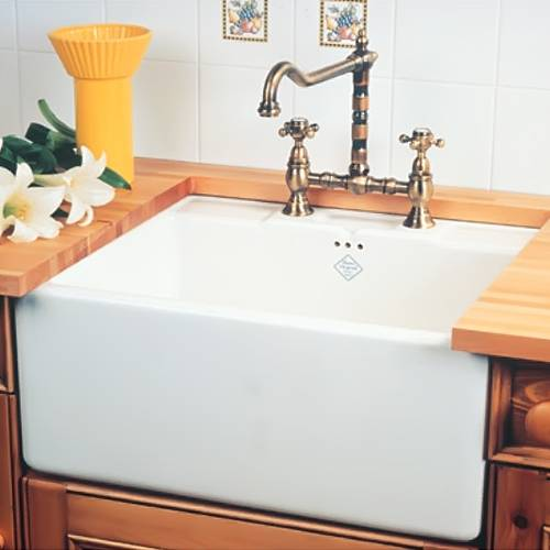 RIBBLESDALE Belfast Kitchen Sink