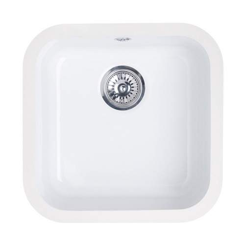Astracast 4040 LINCOLN Undermount Ceramic Kitchen Sink