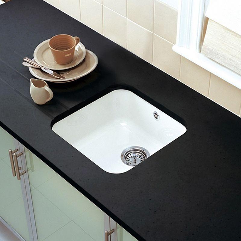 astracast 4040 lincoln undermount ceramic kitchen sink