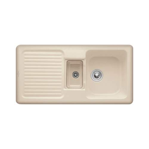 CONDOR 60 1.5 Bowl Kitchen Sink - Classic Line