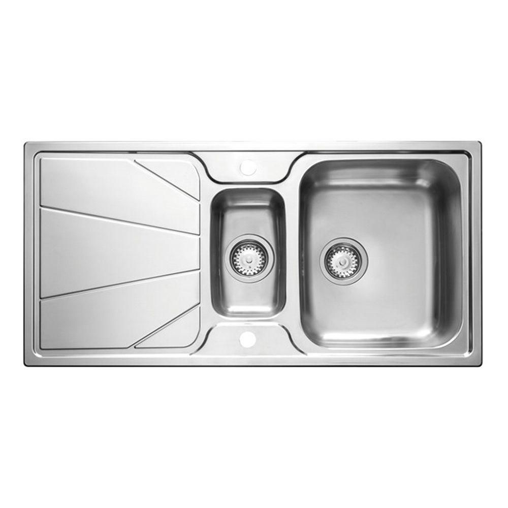 Astracast KORONA 1.5 Stainless Steel Kitchen Sink - Sinks-Taps.com