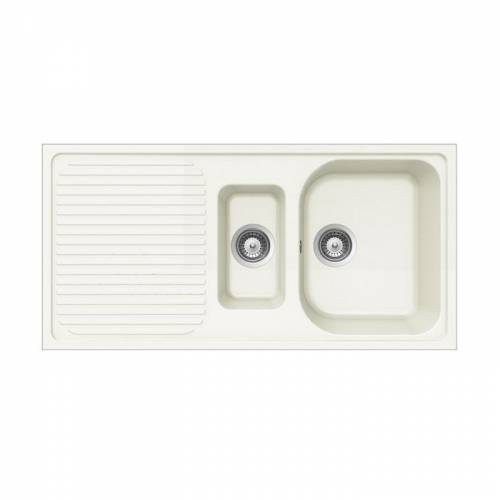 LITHOS D150 1.5 Bowl Kitchen Sink