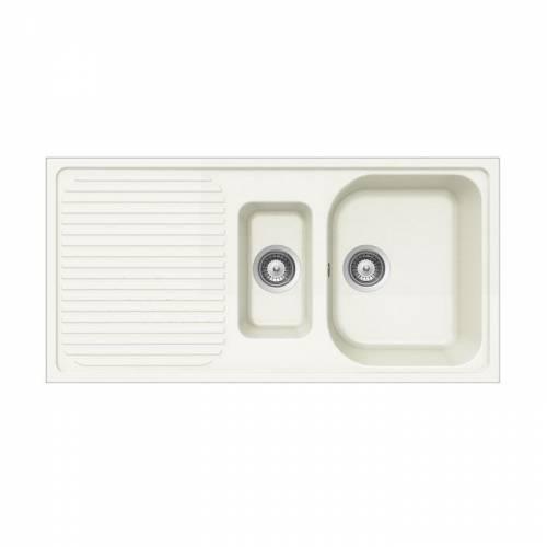 LITHOS D150 1.5 Bowl Kitchen Sink