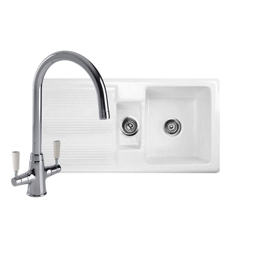 1.5 Bowl Kitchen Sink Bluci vecchio g1 15 bowl sink free tap sinks taps vecchio g1 15 bowl kitchen sink with free tap workwithnaturefo