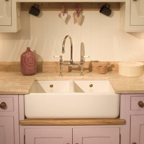 CLASSIC DOUBLE 800 Belfast Kitchen Sink